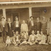 Members of the Padgett Clan